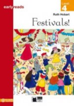 Black Cat FESTIVALS! ( Early Readers Level 4)