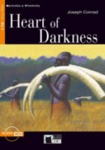 Black Cat HEART OF DARKNESS + CD ( Reading a Training Level 5)
