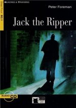 Black Cat JACK THE RIPPER + CD ( Reading a Training Level 4)
