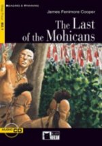 Black Cat LAST OF MOHICANS + CD ( Reading a Training Level 4)