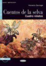 BLACK CAT LEER Y APRENDER 2 - CUENTOS DE LA SELVA + CD