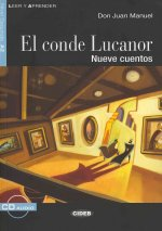 BLACK CAT LEER Y APRENDER 2 - EL CONDE LUCANOR + CD