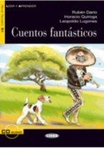 BLACK CAT LEER Y APRENDER 3 - CUENTOS FANTASTICOS + CD