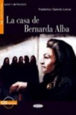 BLACK CAT LEER Y APRENDER 4 - LA CASA DE BERNARDA ALBA + CD