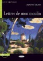BLACK CAT LIRE ET S'ENTRAINER 1 - LETTRES DE MON MOULIN + CD