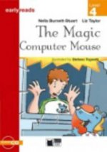 Black Cat MAGIC COMPUTER + CD ( Early Readers Level 4)