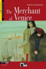 Black Cat MERCHANT OF VENICE + CD ( Reading a Training Level 4)