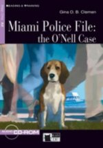 Black Cat MIAMI POLICE FILE: The O'nell Case Book + CD ( Reading a Training Level 1)