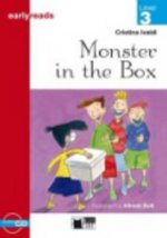Black Cat MONSTER IN THE BOX + CD ( Early Readers Level 3)