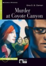 Black Cat MURDER AT COYOTE CANYON + CD ( Reading a Training Level 2)