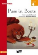 Black Cat PUSS IN BOOTS ( Early Readers Level 4)