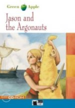 BLACK CAT READERS GREEN APPLE EDITION 1 - JASON AND THE ARGONAUTS + CD-ROM