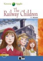 BLACK CAT READERS GREEN APPLE EDITION 1 - THE RAILWAY CHILDREN + CD
