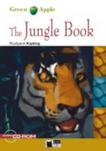 BLACK CAT READERS GREEN APPLE EDITION STARTER - THE JUNGLE BOOK + CD-ROM