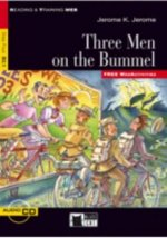 BLACK CAT READING AND TRAINING 4 - THREE MEN ON THE BUMMEL + CD