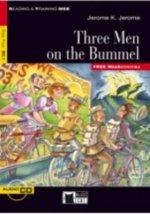 BLACK CAT READING AND TRAINING 4 - THREE MEN ON THE BUMMEL + CD