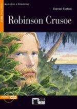 Black Cat ROBINSON CRUSOE + CD ( Reading a Training Level 5)