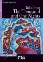 Black Cat Tales From the Thousand a One Nights Book + CD ( Reading a Training Level 1)
