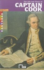 Black Cat The Life and Times of Captain Cook ( Early Readers Level 2)
