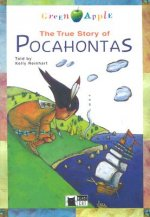 Black Cat True Story of Pocahontas (The) + CD (Green Apple level 1)