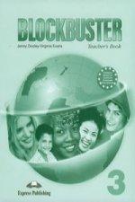 Blockbuster 3 Teacher's Book (+ Board Games + Posters)
