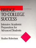 Bridge to College Success