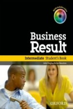 Business Result: Intermediate: Student's Book with DVD-ROM a
