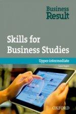 Business Result: Upper-Intermediate: Skills for Business Studies Pack