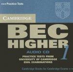 Cambridge BEC Higher Audio CD