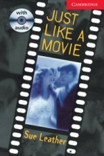 Just Like a Movie Level 1 Beginner/Elementary Book with Audio CD Pack