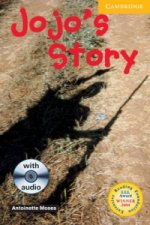 Jojo's Story Level 2 Elementary/Lower Intermediate Book and Audio CD Pack