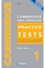 CAMBRIDGE FC PRACTICE TESTS 1REVIDED ED STUDENT BOOK