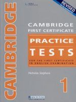 Revised Cambridge First Certificate Practice Tests - Teacher's Book 1