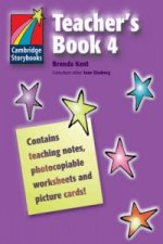 Cambridge Storybooks Teacher's Book 4