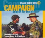Campaign English for the Military 2 Class Audio CD