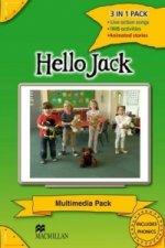 Captain Jack Level 0 Multimedia Pack