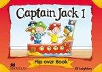Captain Jack Level 1 Flip over Book