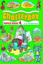 CHATTERBOX - Level 4 - PUPIL'S BOOK