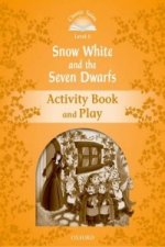 Classic Tales: Level 5: Snow White and the Seven Dwarfs Activity Book & Play