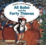 Ali Baba and the Forty Thieves, with Audio-CD