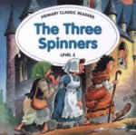 The Three Spinners, with Audio-CD