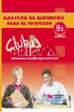 Club Prisma Intermedio-Alto B1 Carpeta de recursos para el profesor