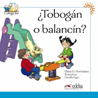 COLEGA 1 Tobogán o balancín?