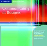 Communicating in Business Audio CD Set (2 CDs)