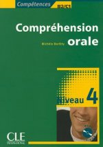 COMPREHENSION ORALE 4 + CD AUDIO