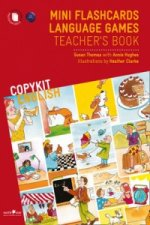 Copykit English: Mini Flashcards Language Games TEACHER'S BOOK