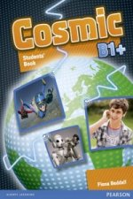 Cosmic B1+ Student Book & Active Book Pack