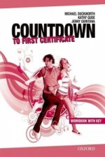 Countdown to First Certificate: Workbook with Key and Student's Audio CD Pack