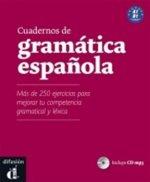 Cuaderno de gramática espanola A1 – B1 + CD