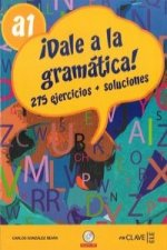 Dale a la gramática A1 + CD audio